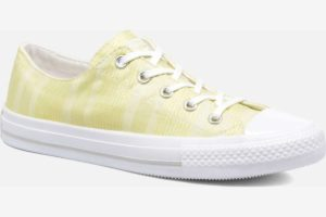 converse-chucks all star ox-damen-gelb-555845c-gelbe-sneakers-damen