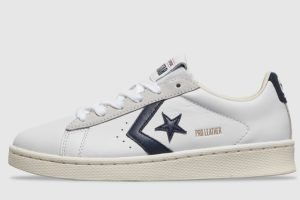 converse-pro leather-damen-weiß-167969c-weiße-sneakers-damen