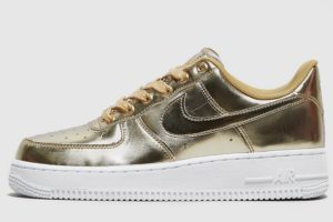 nike-air force 1-damen-gold-cq6566-700-goldene-sneakers-damen