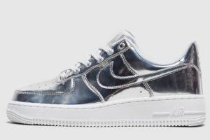 nike-air force 1-damen-silber-cq6566-001-silberne-sneakers-damen