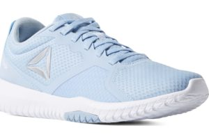 reebok flexagon force damen blau blaue sneakers damen
