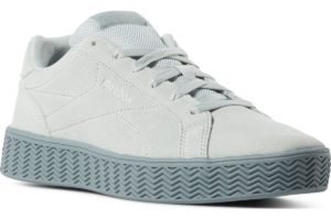 reebok royal complete clean damen blau blaue sneakers damen