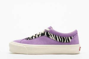 vans bold new issue lila lila sneakers damen
