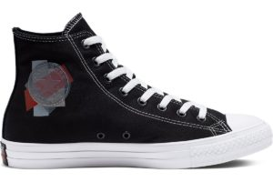 converse-chucks all star high-damen-schwarz-165091c-schwarze-sneaker-damen