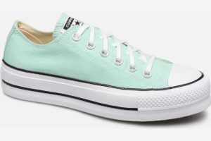 converse-chucks all star ox-damen-grün-566758c-grüne-sneakers-damen