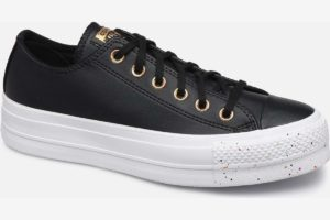 converse-chucks all star ox-damen-schwarz-566759c-schwarze-sneakers-damen