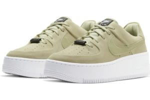 nike-air force 1-damen-grün-ar5339-301-grüne-sneaker-damen