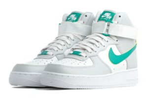 nike-air force 1-damen-grau-334031-015-graue-sneakers-damen