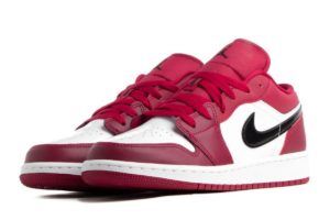 nike-jordan air jordan 1 low (gs)-jungen