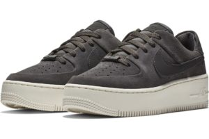 nike-air force 1-damen-grau-ar5339-001-graue-sneaker-damen