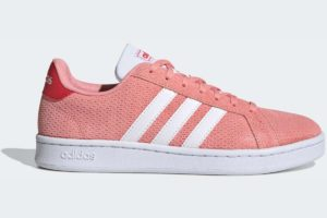 adidas-grand court-damen-rosa-EG4226-rosa-sneakers-damen