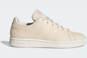 adidas-advantage base-damen-beige-EE7502-beige-sneakers-damen