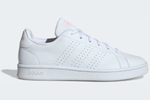 adidas-advantage base-damen-weiß-EE7510-weiße-sneakers-damen