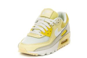 nike-air max 90-damen-gelb-cw2654 700-gelbe-sneakers-damen